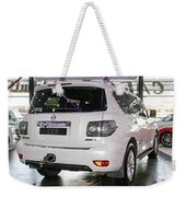 Selling Car In Dubai Is Easy Now  Weekender Tote Bag