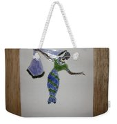 Selma - Tile Weekender Tote Bag