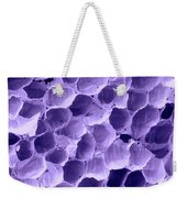 Sem Of Feather Quill Interior Weekender Tote Bag