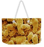 Sem Of Starch Granules Weekender Tote Bag