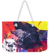Semi-abstract Collage Weekender Tote Bag