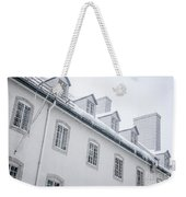 Seminary Of Quebec City In Old Town Weekender Tote Bag