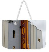 Seminole Theatre 1940 Weekender Tote Bag