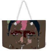 Seminole Warrior Work Number Two Weekender Tote Bag