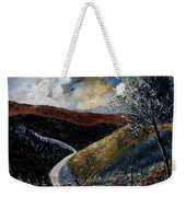 Semois Valley Weekender Tote Bag