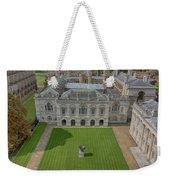 Senate House Weekender Tote Bag