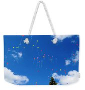 Sending Love Notes To Heaven Weekender Tote Bag