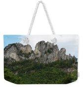 Seneca Rocks Wv Weekender Tote Bag