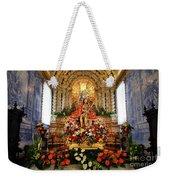 Senhor Bom Jesus Da Pedra Weekender Tote Bag