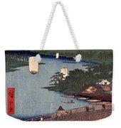 Senju No Oubashi Weekender Tote Bag