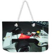 Senna Into 9 Weekender Tote Bag