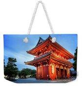 Sensoji Temple Weekender Tote Bag