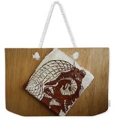 Sentinel - Tile Weekender Tote Bag