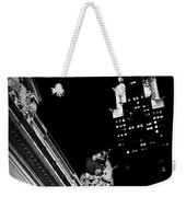 Sentinel For Grand Central Weekender Tote Bag