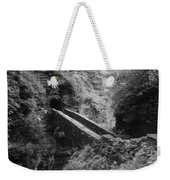 Sentry Bridge At Watkins Glen Weekender Tote Bag