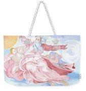 Separation Of The Planets Sistine Chapel Michelangelo Weekender Tote Bag