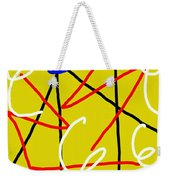 Separation Weekender Tote Bag