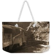 Sepia Cheat Mountain Salamander 2 Weekender Tote Bag