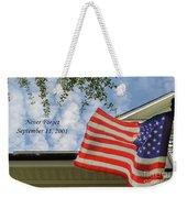 September 11 Weekender Tote Bag