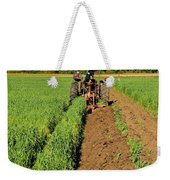 September 20-2016 Plowing Match  Weekender Tote Bag