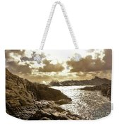 September Clouds Weekender Tote Bag