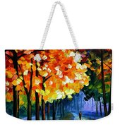 September Weekender Tote Bag