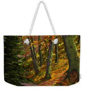 September Road Weekender Tote Bag