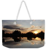 September Sunset In Prosser Weekender Tote Bag
