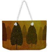 September Trees  Weekender Tote Bag