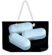 Septra Ds Tablets Weekender Tote Bag