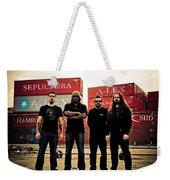 Sepultura Weekender Tote Bag