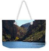 Sequaro Lake Weekender Tote Bag