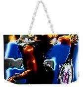 Serena Williams Thermal Catsuit Weekender Tote Bag