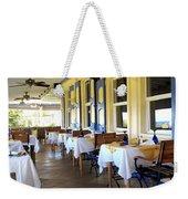 Serendipity Restaurant St Kitts Weekender Tote Bag