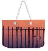 Serene Dawn Weekender Tote Bag