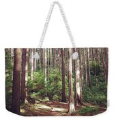 Serene Forest Weekender Tote Bag