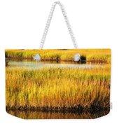 Serene Grasses Weekender Tote Bag