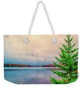 Serene Lake Harmony Weekender Tote Bag