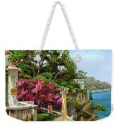 Serene Sorrento Weekender Tote Bag by Trevor Neal