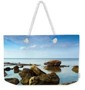 Serene Weekender Tote Bag by Stelios Kleanthous