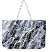 Serene Waterfall Weekender Tote Bag
