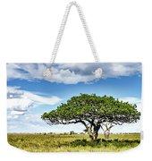 Serengeti Acacia Weekender Tote Bag