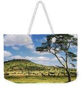 Serengeti Classic Weekender Tote Bag