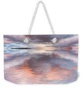 Serenity And Peace Weekender Tote Bag