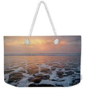 Serenity At The Sea Weekender Tote Bag