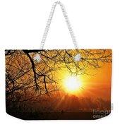 Serenity Dawns Weekender Tote Bag