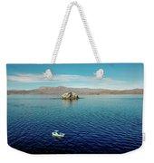 Serenity In The Sea Of Cortez  Weekender Tote Bag