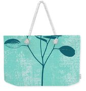 Serenity Weekender Tote Bag by Linda Woods
