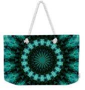 Serenity Mandala Weekender Tote Bag