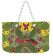 Serenity The Transcendence Into Autumn Weekender Tote Bag